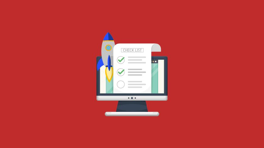 6 coisas para fazer imediatamente após o lançamento de um site WordPress!
