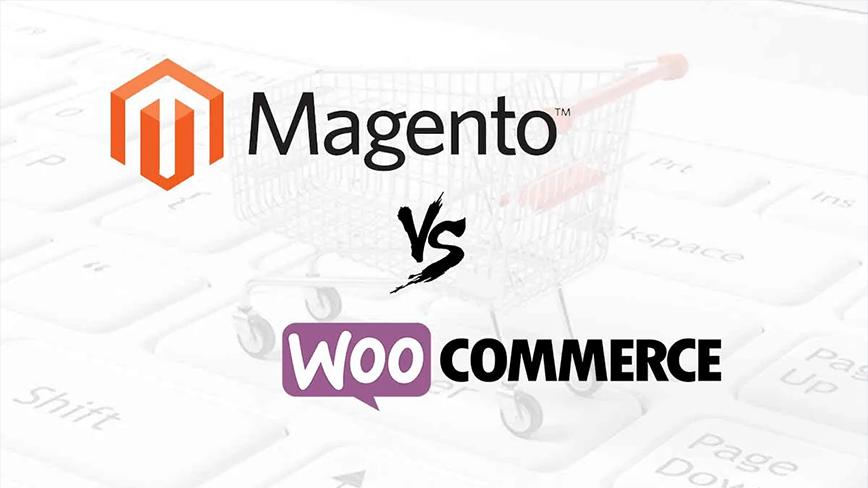 WooCommerce vs Magento 2018 – qual a melhor plataforma de E-commerce?
