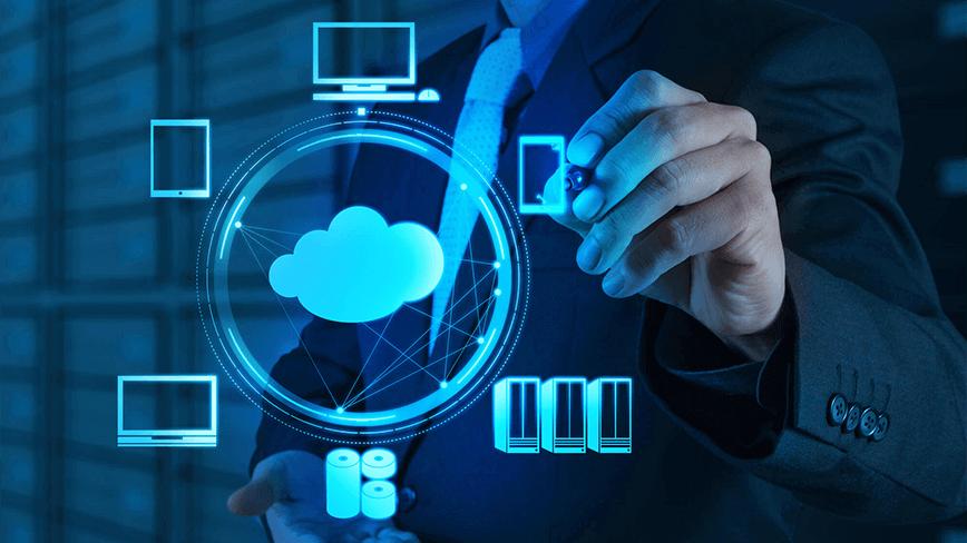 O Mercado de Cloud Computing