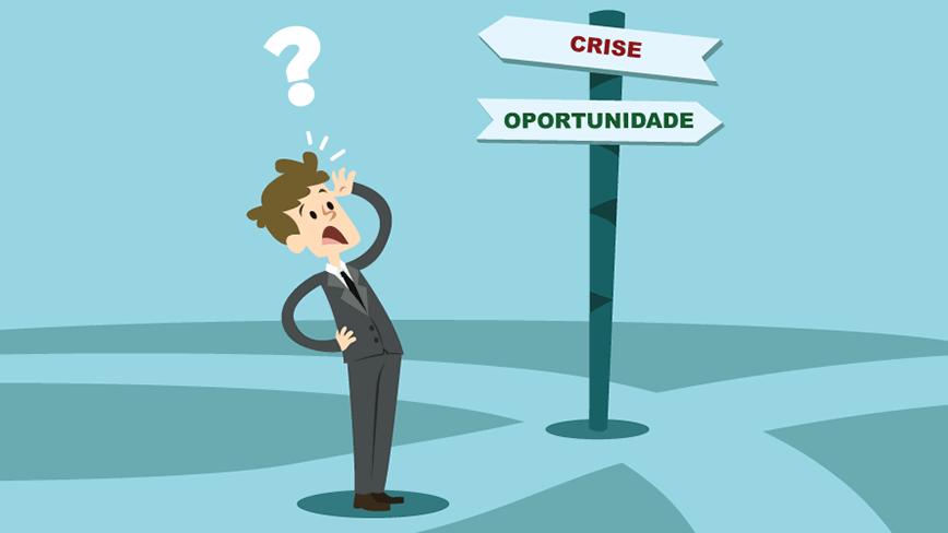 Crise Oportunidade